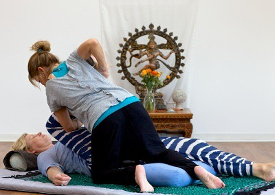 Petra LUTERBACHER ¦ Thai Yoga Massage