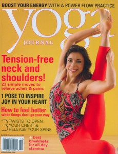 Yoga Journal October 2012